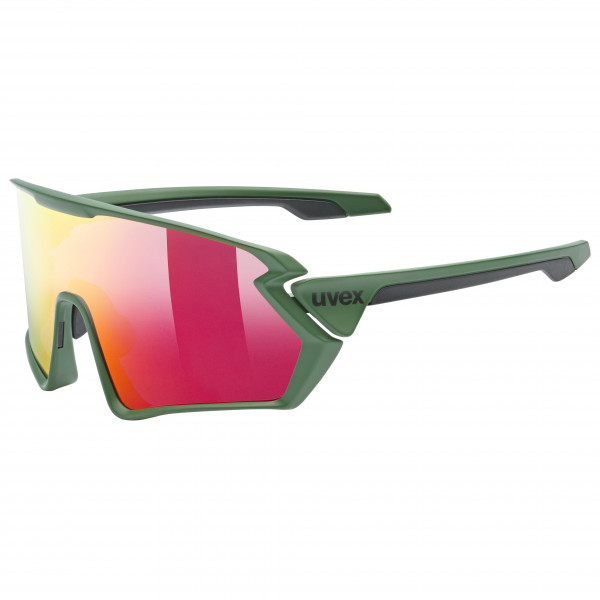 Uvex - Sportstyle 231 Mirror Cat. 3 - Cycling glasses