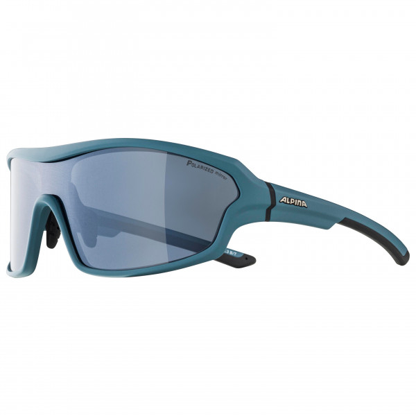 Alpina - Lyron Shield P Polarized Mirror Cat 3 - Zonnebril