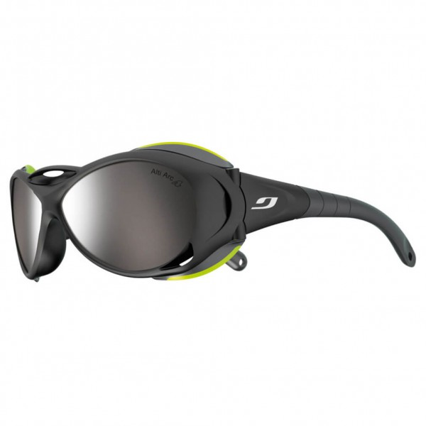 Julbo - Explorer Grey Flash Silver Alti Arc 4