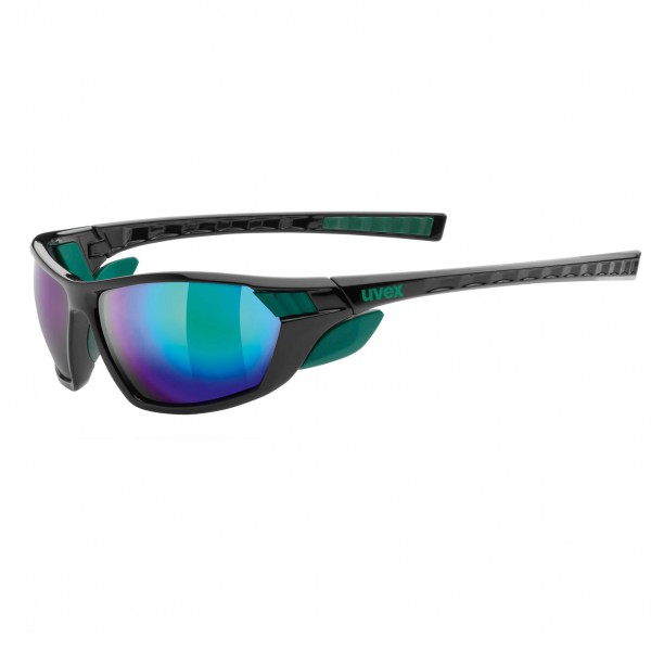 Uvex - Sportstyle 307 Mirror Green S4 - Glacier glasses