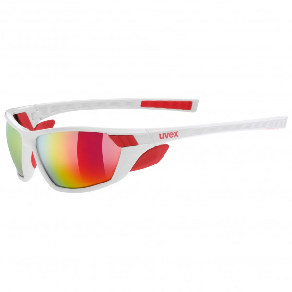 Uvex - Sportstyle 307 Mirror Red S4 - Glacier glasses