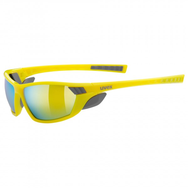 Uvex - Sportstyle 307 Mirror Yellow S4 - Glacier glasses