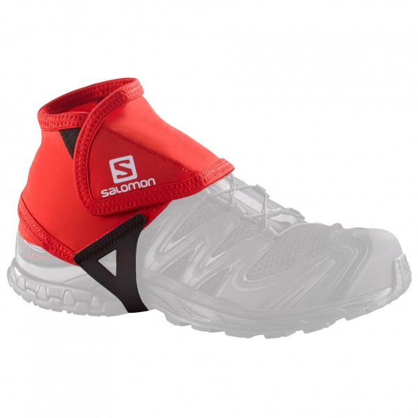 Salomon - Trail Gaiters Low - Gaiters & gamaschen