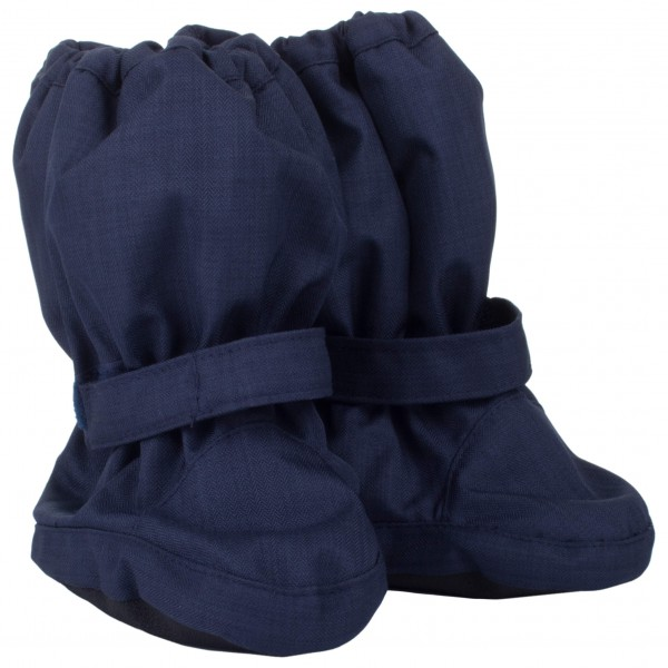 Minymo - Kid's Gam 32 Footies Herringbone - Gaiters