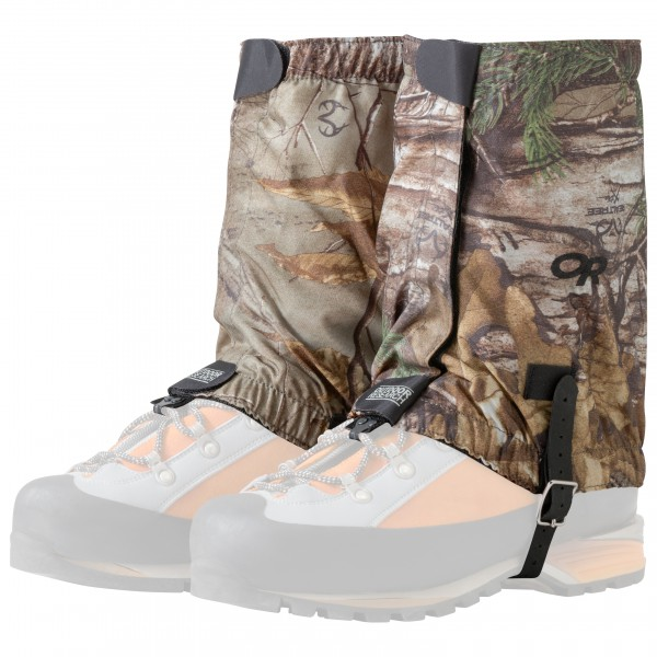 Outdoor Research - Rocky Mountain Low Gaiters RealTree - Damasker