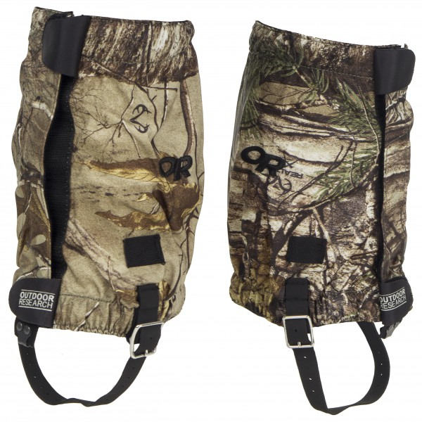 Outdoor Research - Bugout Gaiters Realtree - Damasker