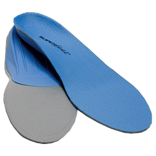 Superfeet - Trim to Fit Blue - Insoles (fit)