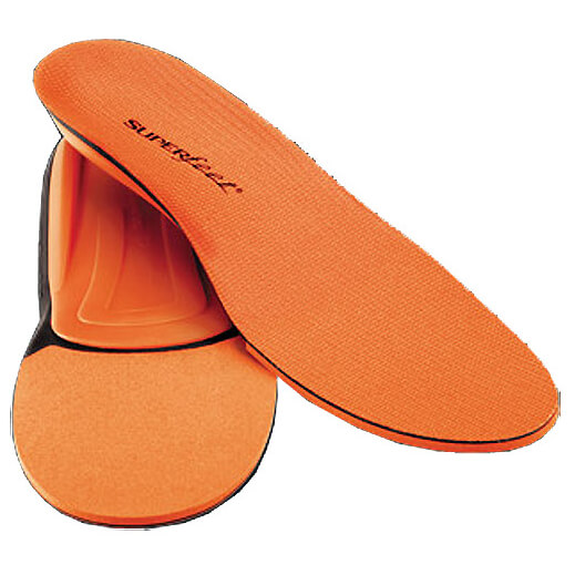 Superfeet - Trim to Fit Orange - Inlegzolen (comfort)