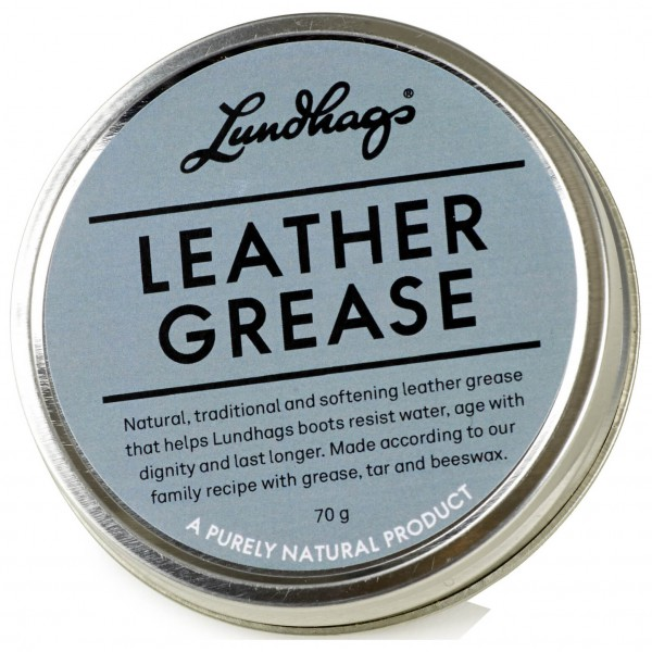 Lundhags - Lundhags Leather Dressing - Shoe care