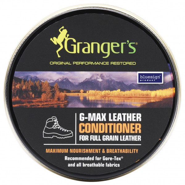 Granger's - G-Max Leather Conditioner - Shoe care product