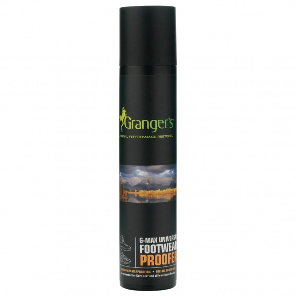 Granger's - Universal Footwear Proofer Pump Spray