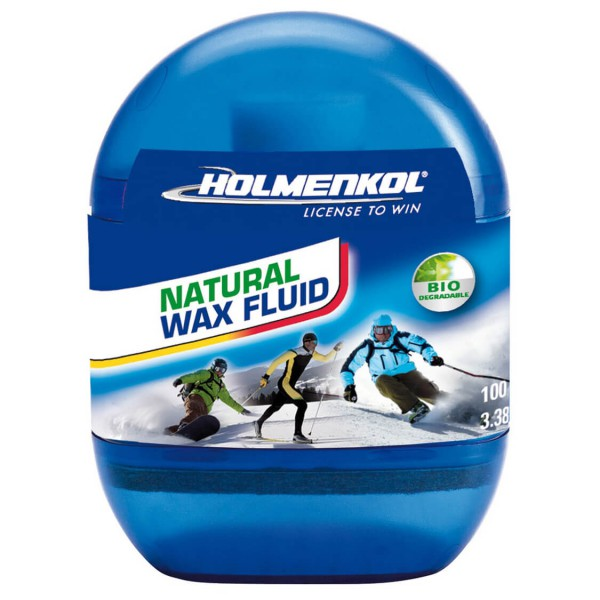 Holmenkol - Natural Wax Fluid - Fart de ski