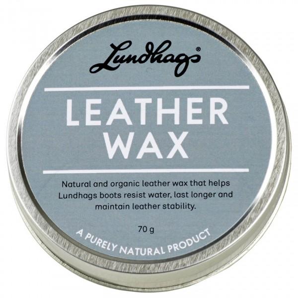 Lundhags - Lundhags Leather Wax - Kenkävaha