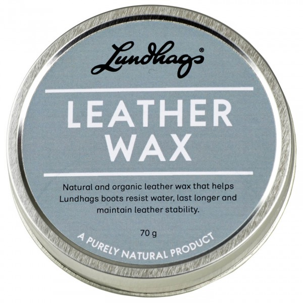 Lundhags - Lundhags Leather Wax - Schuhwachs