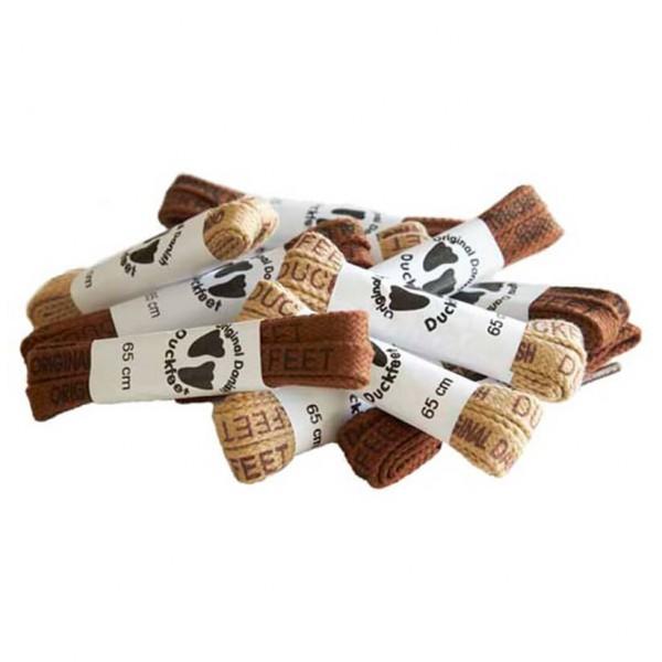 Duckfeet - Schnürband Baumwolle