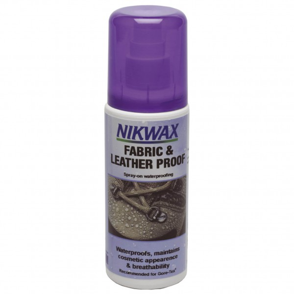 Vaude - Nikwax Fabric & Leather - Shoe care
