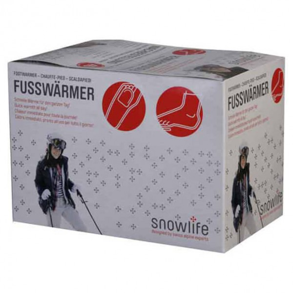 Snowlife - Foot Heat Packs - Zehenwärmer