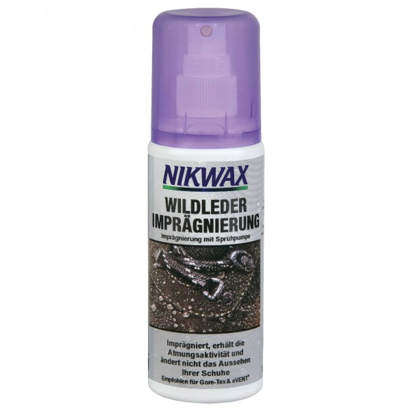 Nikwax - Nubuk&Suede Spray-On - Skovård