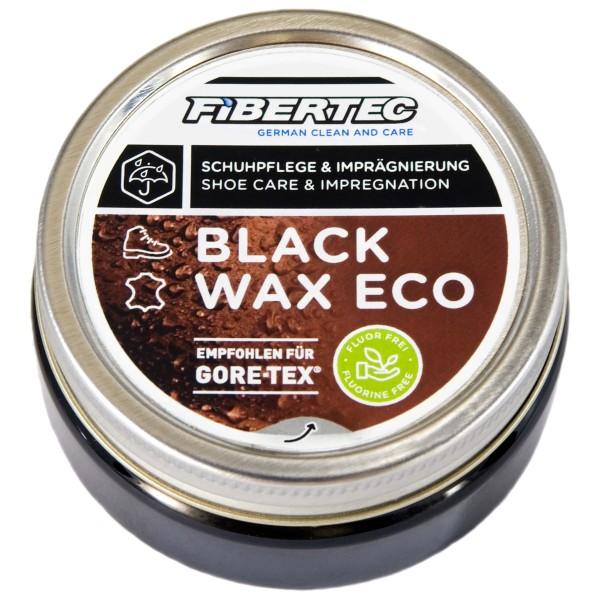 Fibertec - Black Wax Eco - Cuidado del calzado