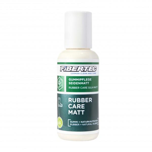 Fibertec - Rubber Care Matt - Skovård