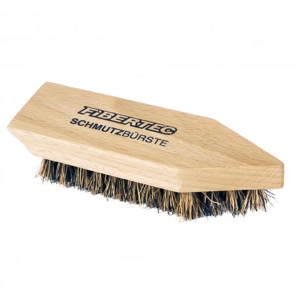 Fibertec - Schmutzbürste - Schuhpflege