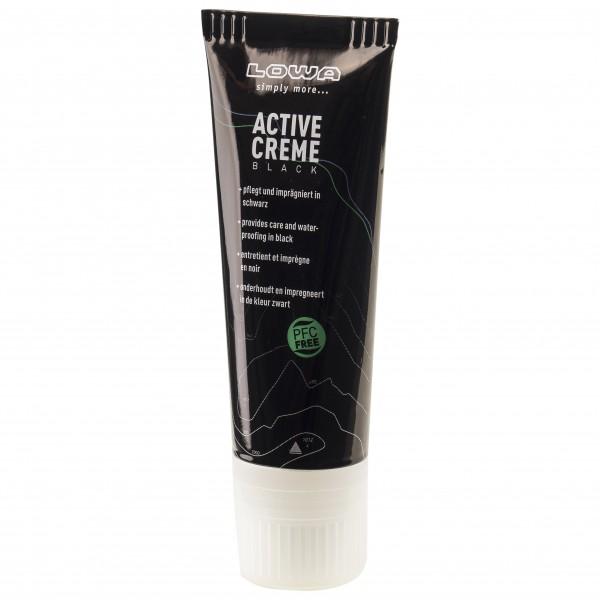 Lowa - Active Creme Black Edition - Kenkienhoito