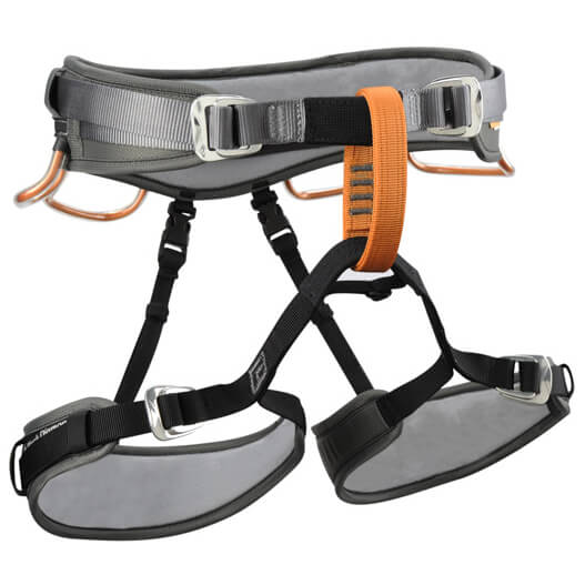Black Diamond - Momentum DS - Climbing harness