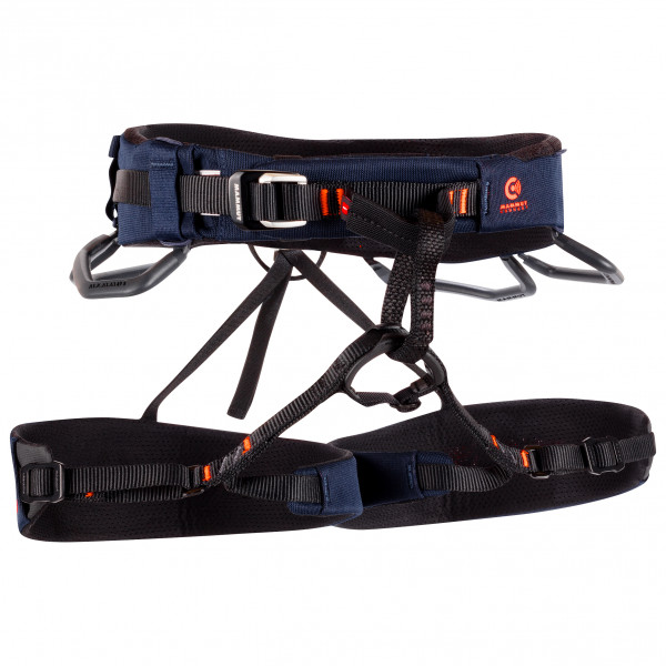 Mammut - Comfort Knit Fast Adjust Harness - Klettergurt
