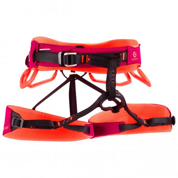 Women's Comfort Knit Fast Adjust Harness - Climbing harness