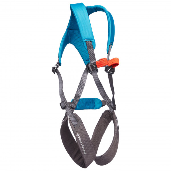Black Diamond - Kid's Momentum Harness FL Body - Komplettgurt