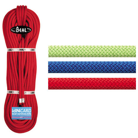 Beal - Wall Cruiser - Einfachseil