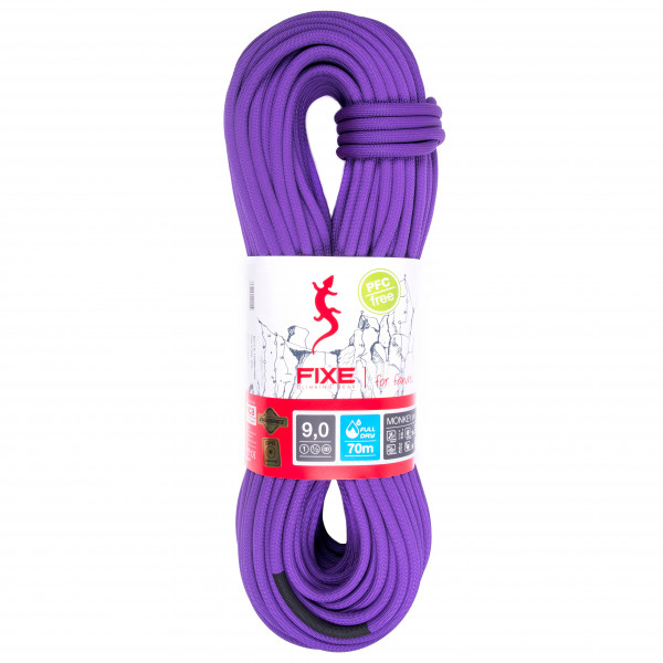 Fixe - Rope Monkey SPD Fulldry 9 mm - Einfachseil