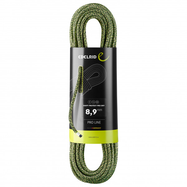 Edelrid - Swift Protect Pro Dry 8,9 - Corde à simple