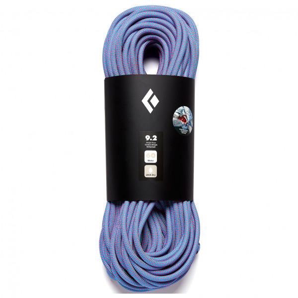 Black Diamond - 9.2 Rope Dry - Babsi Edition - Einfachseil