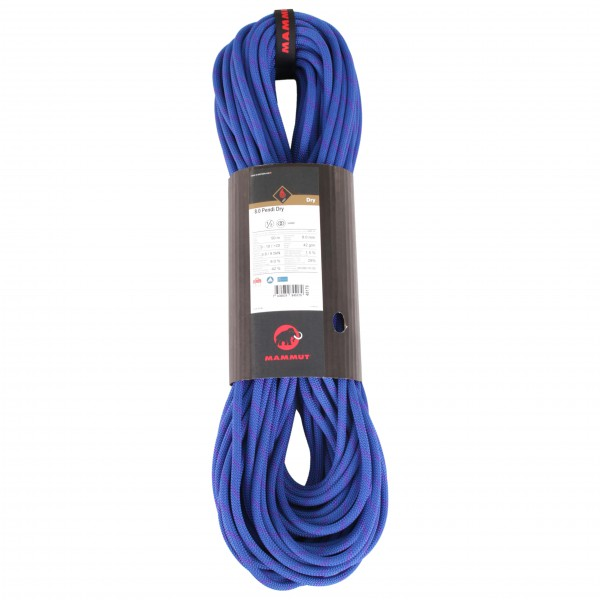 Mammut - Pendi 8.0 Dry - Half touw