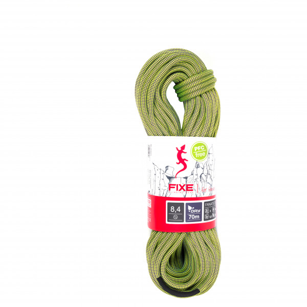 Fixe - Rope Fanatic Dry Ø 8,4 mm - Cuerda doble