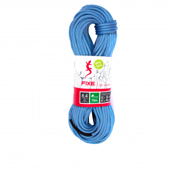 Fixe - Rope Fanatic Nature Ø 8,4 mm - Halbseil