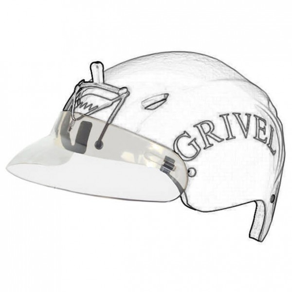 Grivel - Visor - Helmvisier