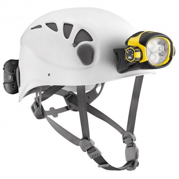 Petzl - Trios - Climbing helmet with headlamp