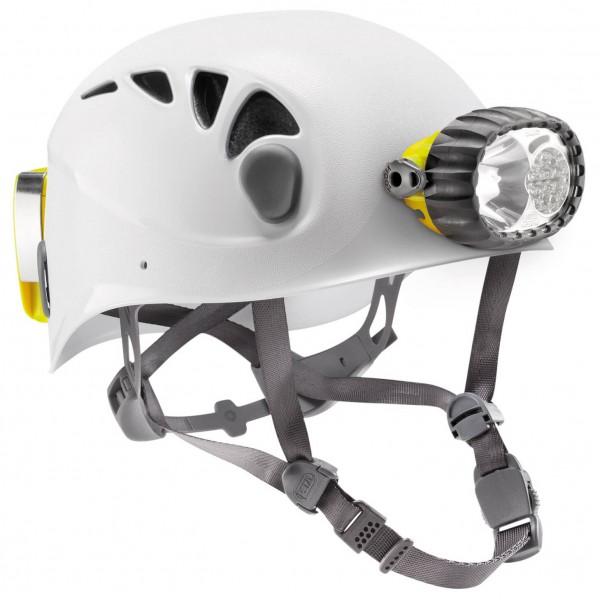 Petzl - Spelios - Kletterhelm mit Stirnlampe