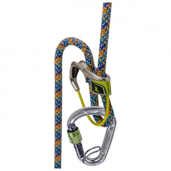 Edelrid - Jul² Belay Kit Alu incl. Strike FG - Varmistuslaite