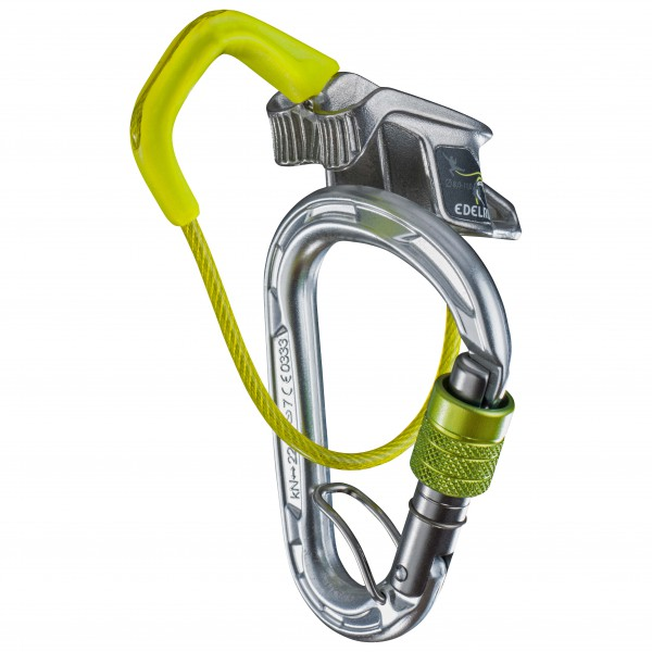 Edelrid - Mega Jul Sport Belay Kit Alu incl. Strike FG - Belay device