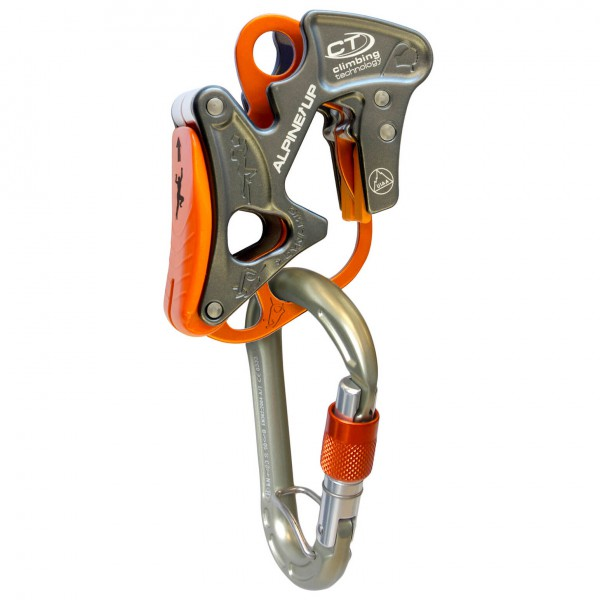 Climbing Technology - Alpine Up Kit - Belay device