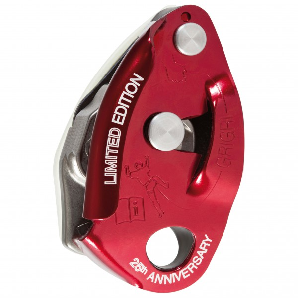 Petzl - GriGri 2 Limited Bergfreunde Anniversary Edition - Belay device