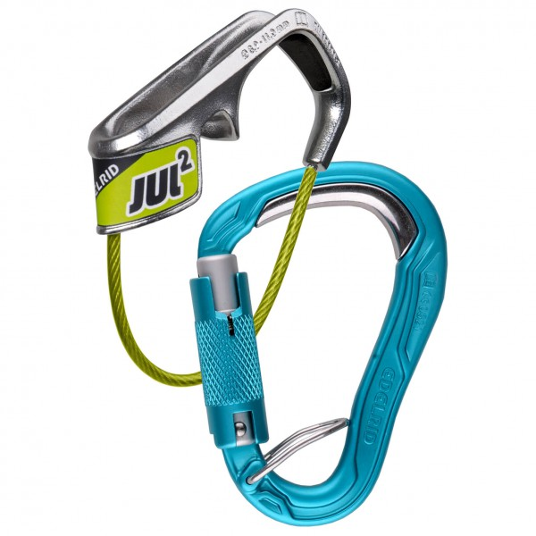 Jul 2 Belay Kit Bulletproof Triple - Belay device