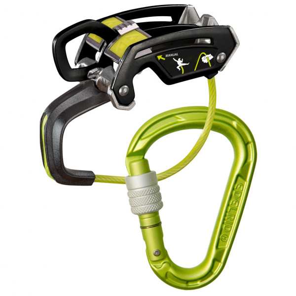 Edelrid - Giga Jul Belay Kit Strike Screw - Taubrems
