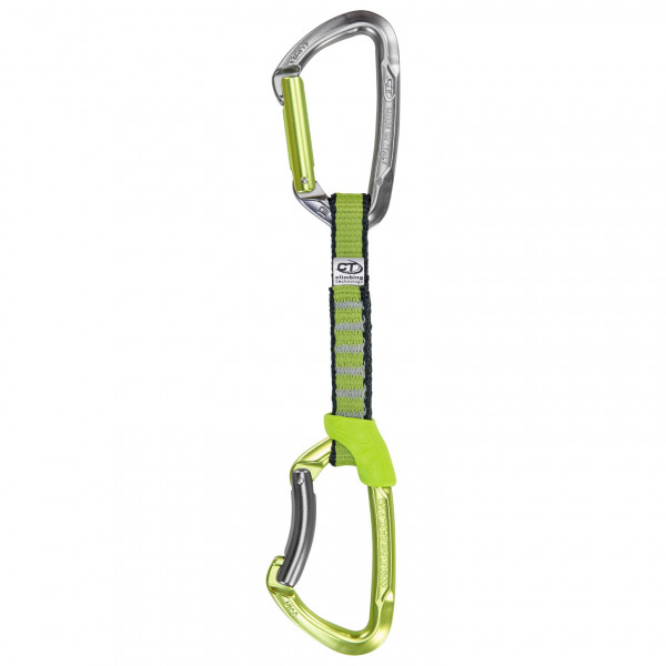 Climbing Technology - Lime Set Nylon - Quickdraw