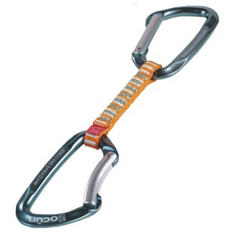 Ocun - QD Set K-Lock Dyneema (11 mm) - Express-sæt