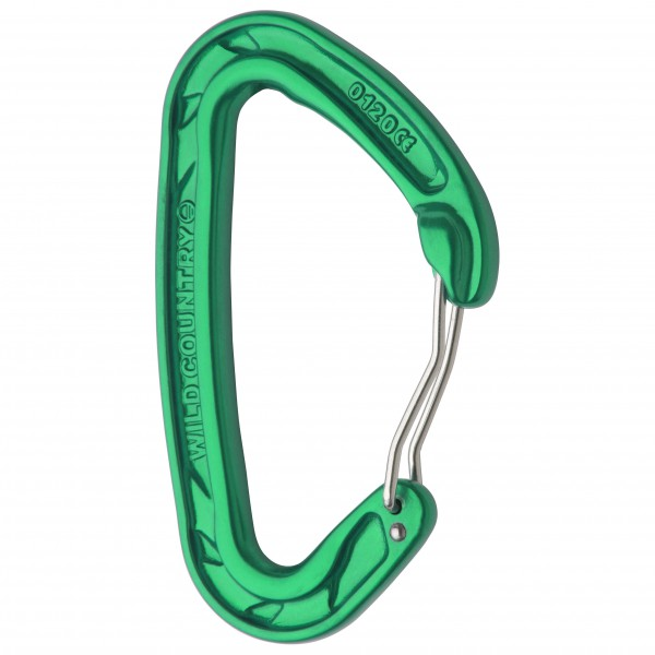 Wild Country - Helium - Snapgate carabiners