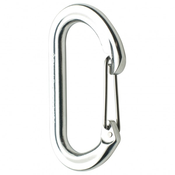 Black Diamond - Oval Wire - Snapkarabiner